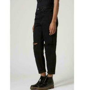 Top shop hayden mom jeans
